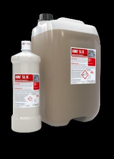 HMI® SL K - киселинен препарат за почистване на хром-никелови повърхности