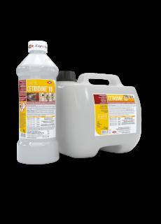 CETRIDINE® RD - почистващ и дезинфекциращ концентрат за повърхности и оборудване