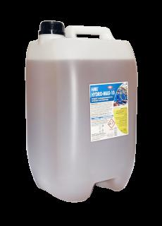 HMI® HYDRO-MAX-10 - продукт за кондициониране на мрежова и котлова вода