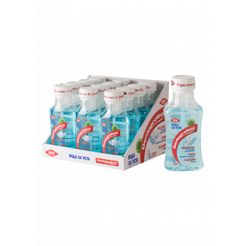 HMI®Dentaprotect Невидима защита - вода за уста