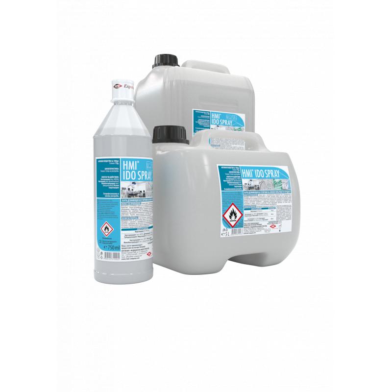 HMI®IDO SPRAY - бърза дезинфекция на малки повърхности
