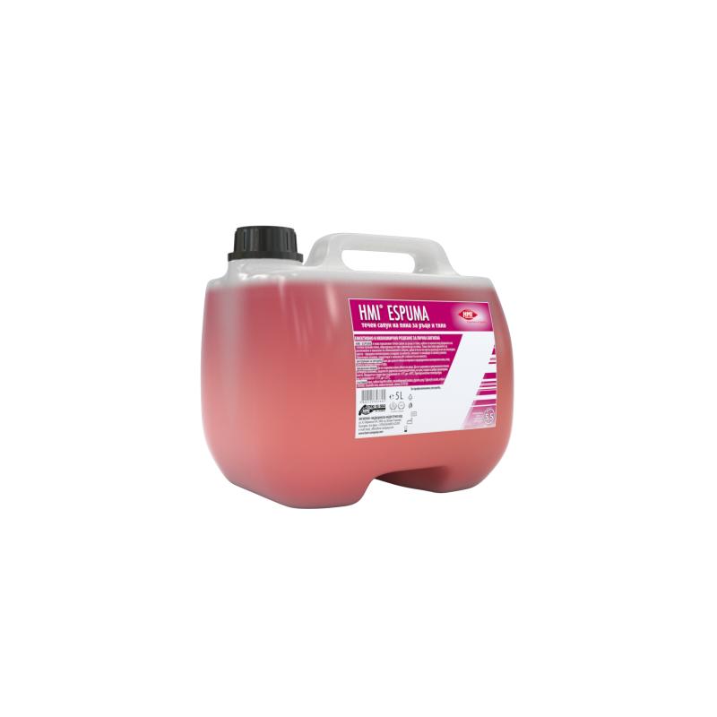 ESPUMA®- течен сапун на пяна за ръце и тяло