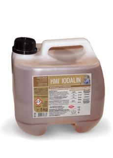 HMI® IODALIN - дезинфектант за под и повърхности