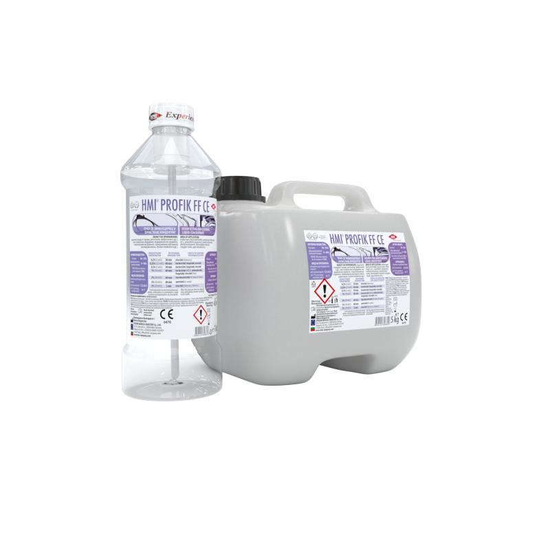 HMI® PROFIK FF CE - концентрат за почистване и дезинфекция на медицински изделия