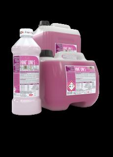 HMI®UNI S - почистващ и дезинфекциращ концентрат за под и повърхности