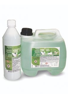 HMI® GEL - гел дезинфектант за ръце и кожа