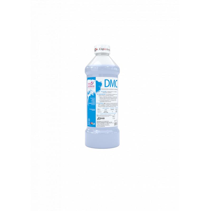 hmi® bioforce DMC - биологично отстраняване на миризми в канали и тръбни системи