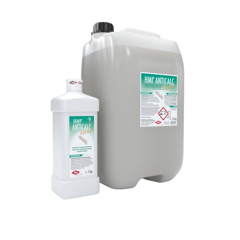 HMI®ANTICALC FORTE - киселинен концентрат за отсраняване на варовикови отлагания